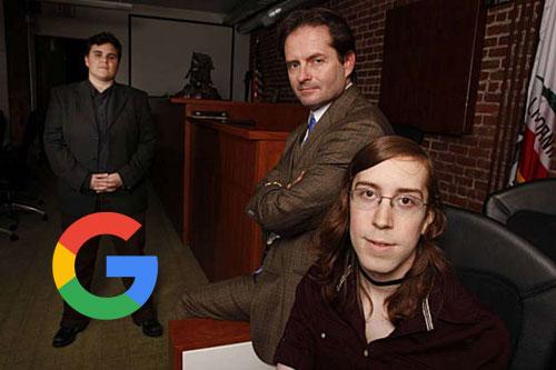 خانم آمبر از مدیران گوگل