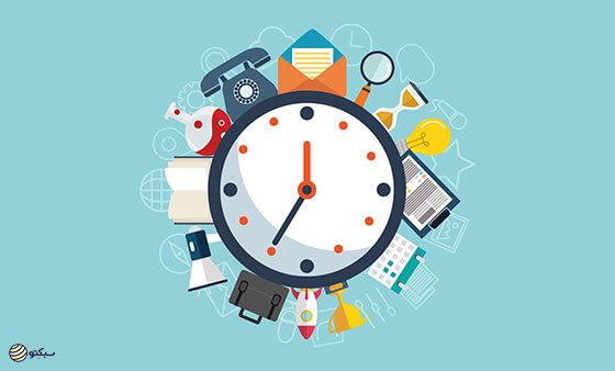 ۷ تکنیک ذهنی برای بهبود مدیریت زمان