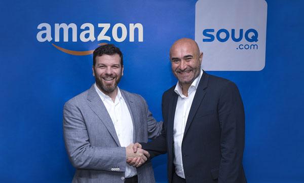 آمازون بزرگترین فروشگاه اینترنتی خاورمیانه را خرید