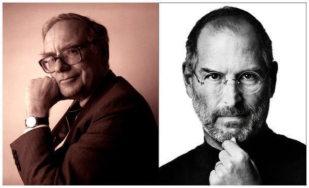 راهکار موفقیت مشترک بیل گیتس ، استیو جابز و وارن بافت