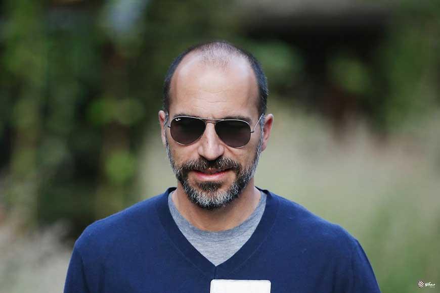 نگاهی به دارا خسروشاهی مدیرعامل جدید ایرانی اوبر