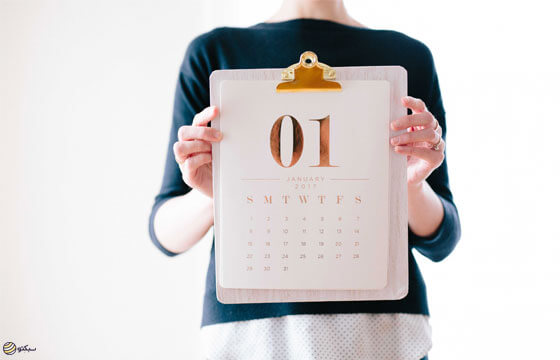 اهداف و تصمیمهایتان در سال جدید