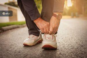 برنامه پیادهروی روزانه آسان و ساده