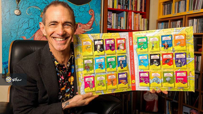 کتاب خانه درختی مجموعه داستانی موفق برای کودک و نوجوان